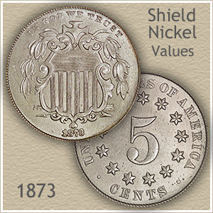 Uncirculated 1873 Nickel Value