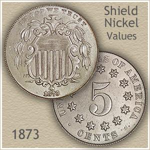 Uncirculated 1873 Nickel Value