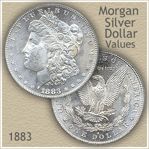 1883 Morgan Silver Dollar Value Discover Their Worth