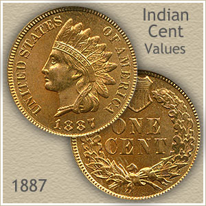 1887 Indian Head Penny Value Discover Their Worth