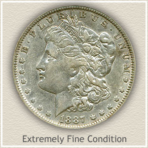 1887 Morgan Silver Dollar Value Discover Their Worth