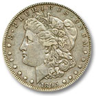 1895 Morgan Silver Dollar Extremely Fine Condition