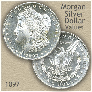 1897 Morgan Silver Dollar Value Discover Their Worth