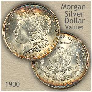 1900 Morgan Silver Dollar Value Discover Their Worth