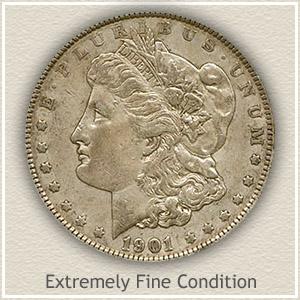 1901 Morgan Silver Dollar Value Discover Their Worth