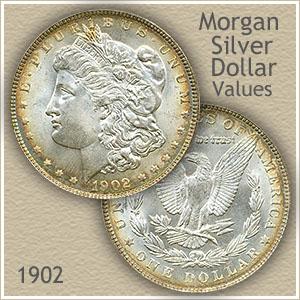 1902 Morgan Silver Dollar Value | Discover Their Worth