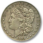 1903 Morgan Silver Dollar Extremely Fine Condition