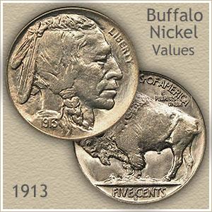 Uncirculated 1913 Nickel Value