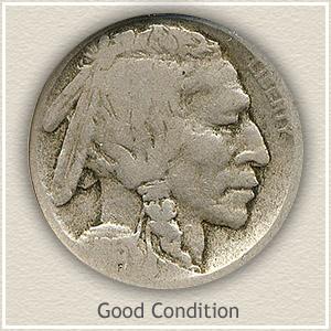 1913 Nickel Good Condition