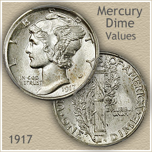1917 Dime Value Discover Your Mercury Dime Worth