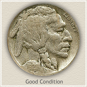 1921 Nickel Good Condition