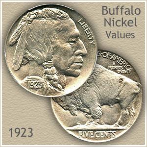 Uncirculated 1923 Nickel Value
