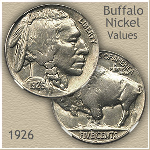 Uncirculated 1926 Nickel Value