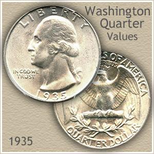 1935 Quarter Value Discover Their Worth