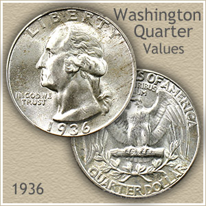 1936 Quarter Value
