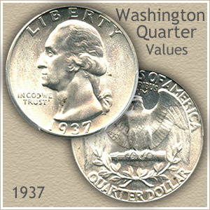 1937 Quarter Value