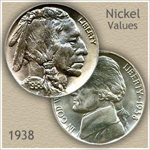 Uncirculated 1938 Nickel Value