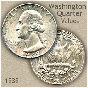 1939 Quarter Value