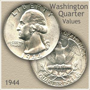 1944 Quarter Value