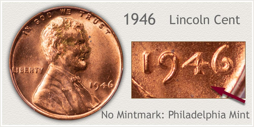 1946 Lincoln Penny