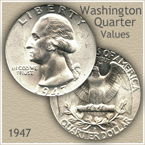 1947 Quarter Value