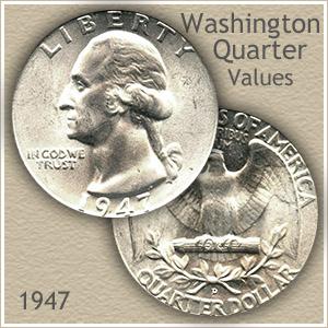 1947 Quarter Value