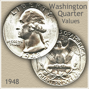 1948 Quarter Value