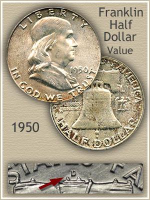 1950 Franklin Half Dollar Value | Discover Their Worth
