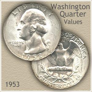 1953 Quarter Value