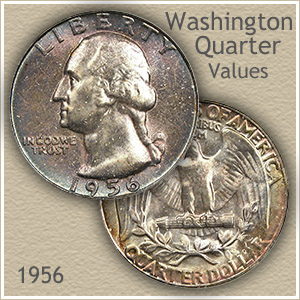 1956 Quarter Value