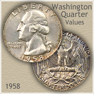 1958 Quarter Value