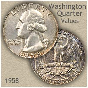 1958 Quarter Value
