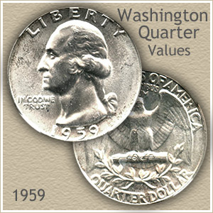 1959 Quarter Value