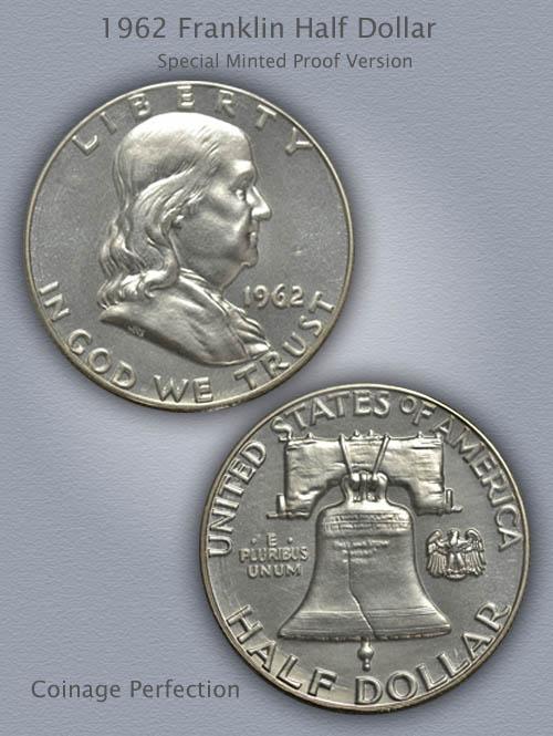 1962 Franklin Half Infograhic