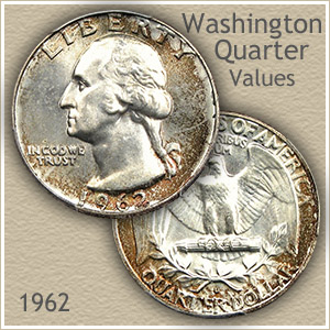 1962 Quarter Value