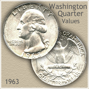 1963 Quarter Value Discover Their Worth