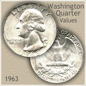 1963 Quarter Value