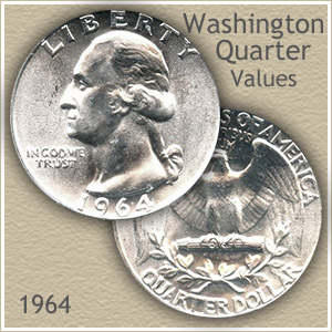 1964 Quarter Value