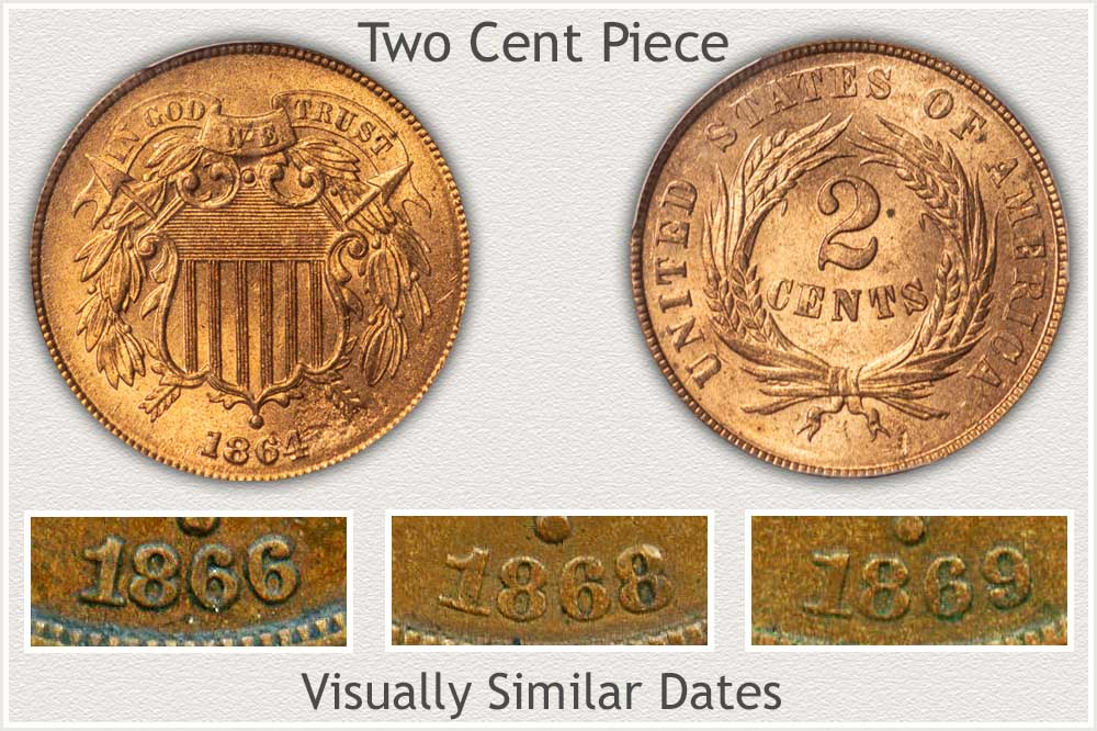 Image Representing the 2 Cent Coin Series
