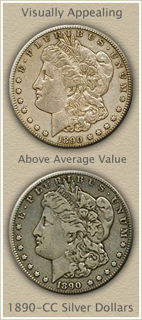 1890 Morgan Silver Dollar Value Discover Their Worth