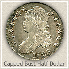 Capped Bust Half Dollar