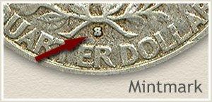 1932 Quarter -S- Mintmark