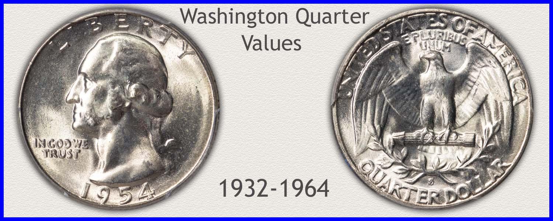 Go to...  Washington Quarters Value