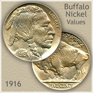 Uncirculated 1916 Nickel Value