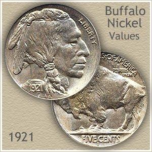 Uncirculated 1921 Nickel Value