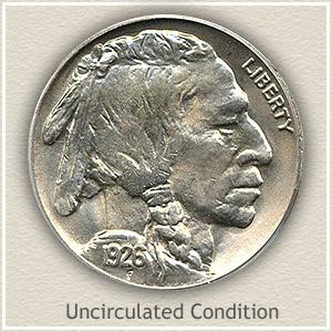 1926 Nickel Uncirculated Condition