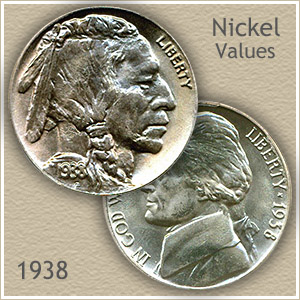 Uncirculated 1938 Nickel Value