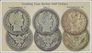 Visit...  Video | Grading Barber Half Dollars