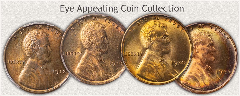 Eye Appealing Coins