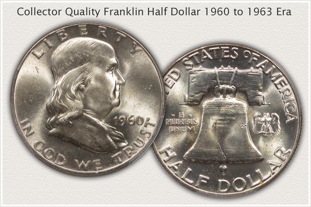 Collector Quality Franklin Half Dolar